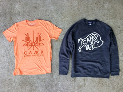 Camp brand goods co.   spring collection