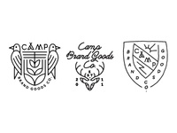 Camp Brand Goods Co. winter line wips