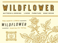Wildflower rebrand