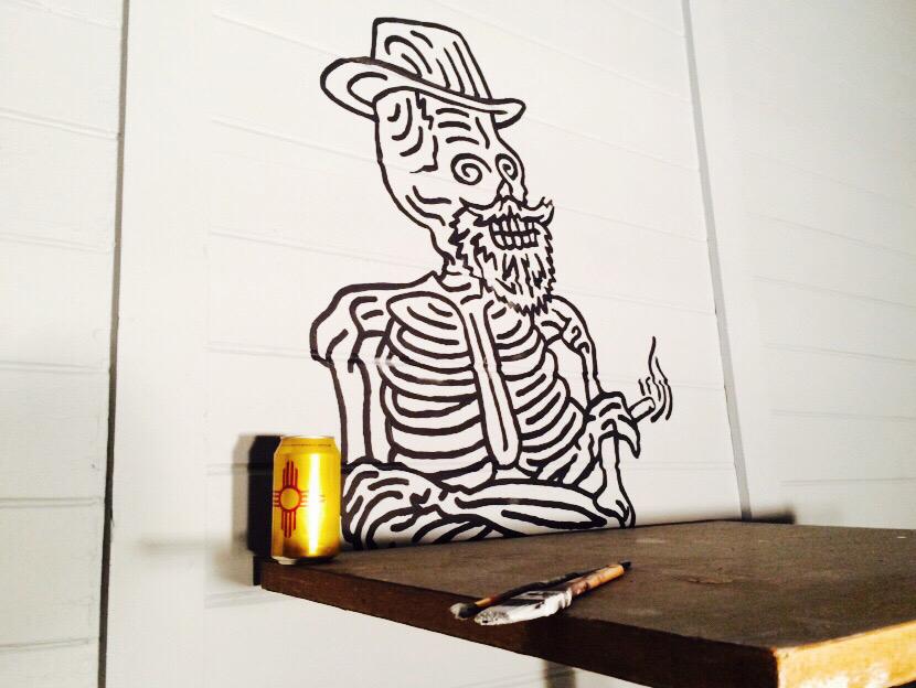 Craftsman mural3