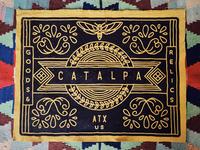 Catalpa flag
