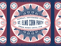 St. Elmo Corn Party