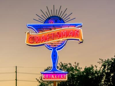 Craftsman neon