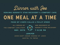 Dinner With Joe