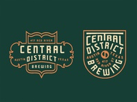 Central district brewing  continued