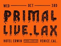 Primal.live.lax orange refined
