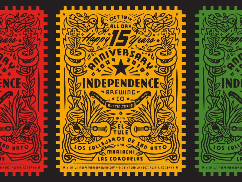 Indy 15th Anniversary