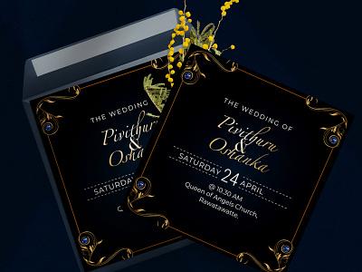 Wedding Card Design wedding invitation wedding card
