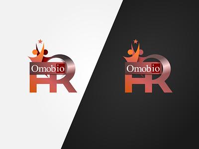HR LOGO Design logo design icon brand identity logo design