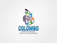 Logo Design for AI and ML Meetup