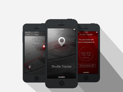 Shuttle Tracker App