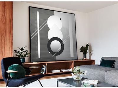 Graphic for Interior layout poster graphic design interior design