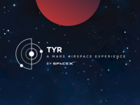 TYR: A Mars Airspace Experience by SpaceX