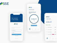 Southern Electric - App Concept