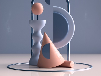 Constraints abstract 3d designer graphic designer 3d illustration 3d art 3d graphic design otoy