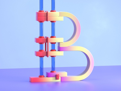 Day 2 #36daysoftype graphic designers graphic designer designer 3d graphic design 3d art 3d