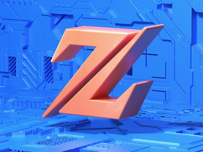 Z #36daysoftype 3d designer illustrator illustration graphic design 3d illustration 3d illustrator 3d artist 3d art 3d
