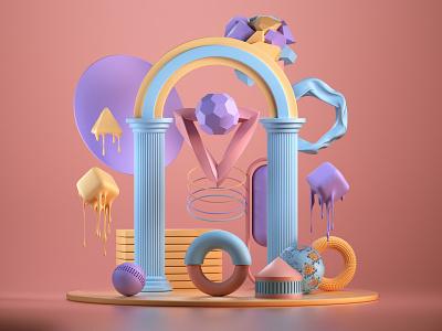 yummy graphicdesign graphic designer 3d artist illustration design designer 3d illustration 3d art graphic design 3d