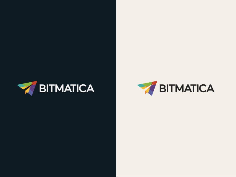 Bitmatica Branding branding bitmatica logo shane brown