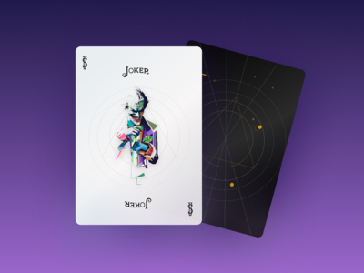 Dribbble Challenge: Playing Card
