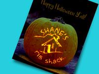 Ozee Shane's Halloween Greeting