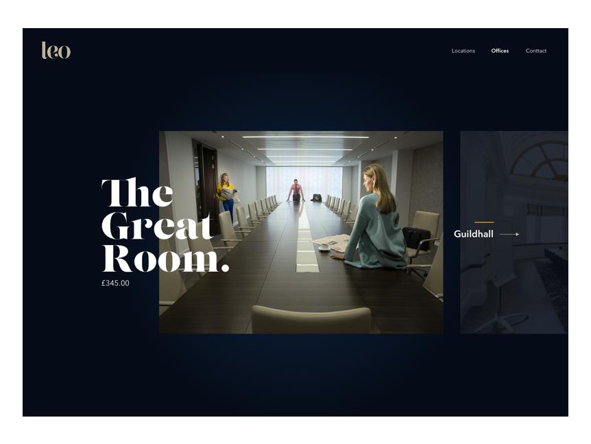 Slider UI design digital ux ui