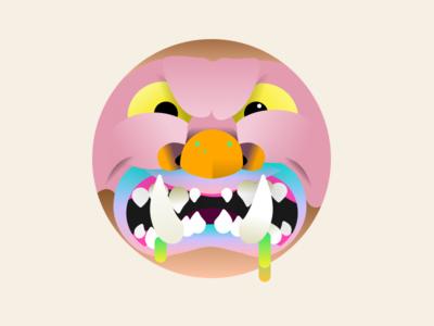 Madballs Wolfbreath