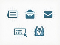 Postable Icons