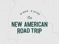 New American Road Trip Colors