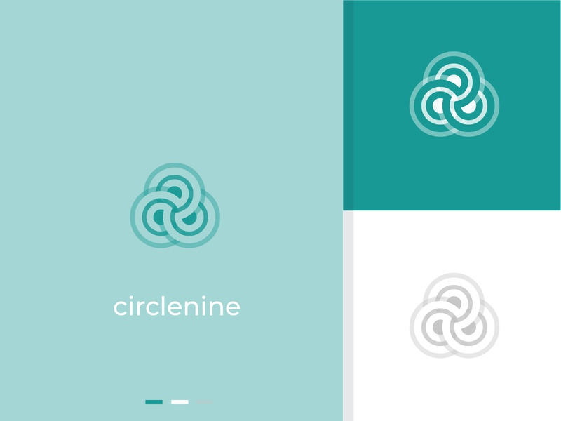 Circle nine logo