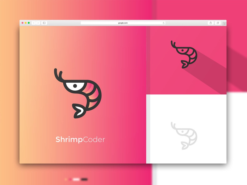 ShrimpCoder logo (this is my own company)