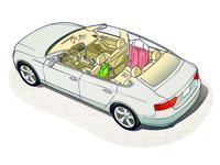 Car Cutaway