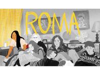 Roma_movie illustration