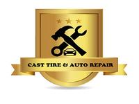 Cast Tire & Auto Repair Logo