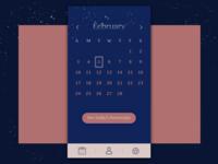 Daily UI #038: Calendar