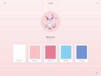 Daily UI #060: Color Picker