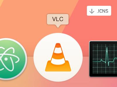 VLC - Mac Icon