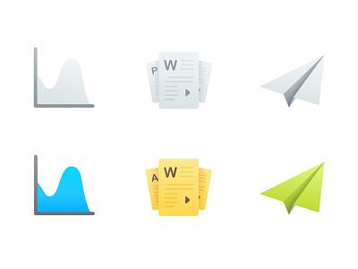 Analytics Dashboard - Icons gradient screenshake analytics icon