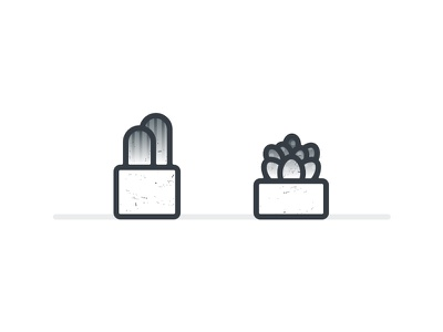 Plant Icons operator flat icon gradient plants