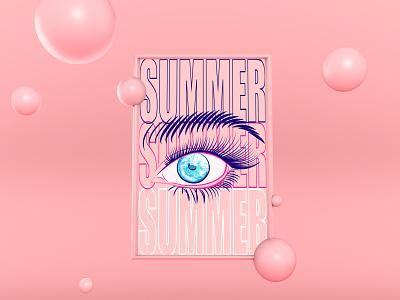 Eye illustration art graphic  design inspiration dribbble design creative