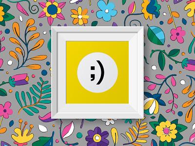 Ironic Taproom Logo logo branding vector illustration graphic  design art inspiration dribbble design creative