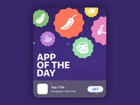 iOS App of the day Artwork for Bon App