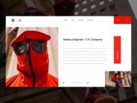 Adidas Originals × C.P. Company