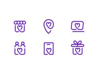 Icons Set for FiveStars