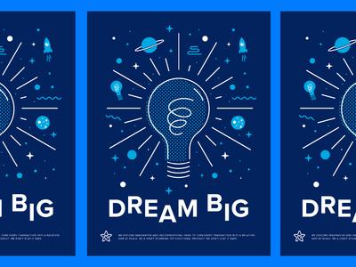 Dream Big - Product Principles