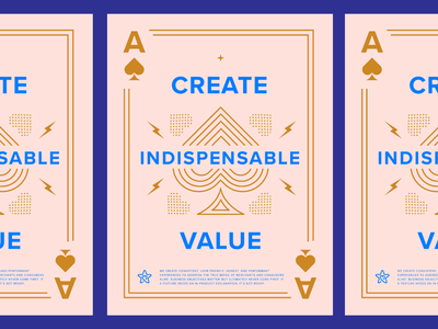 Create Indispensable Value