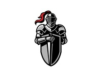 Knights Badge Logo