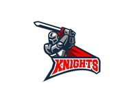 Knights Attack Badge