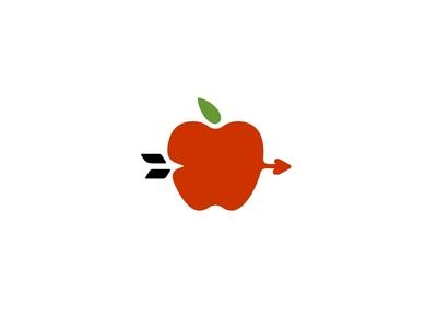 Target goal target icon branding ui arrows apple logo