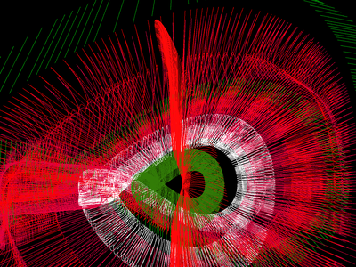 Babel 02 - Android Application creative coding android app algorithm interaction design animation processing interactive